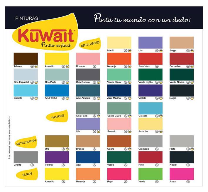 Carta de colores pintura de aceite pintuco imagui - Colores en pintura ...